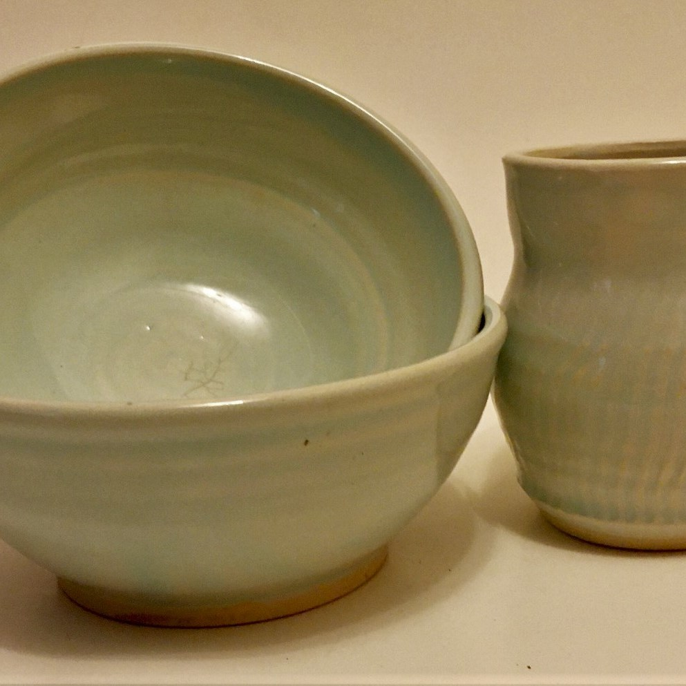 Bowls and Cups - Margaret Morrison