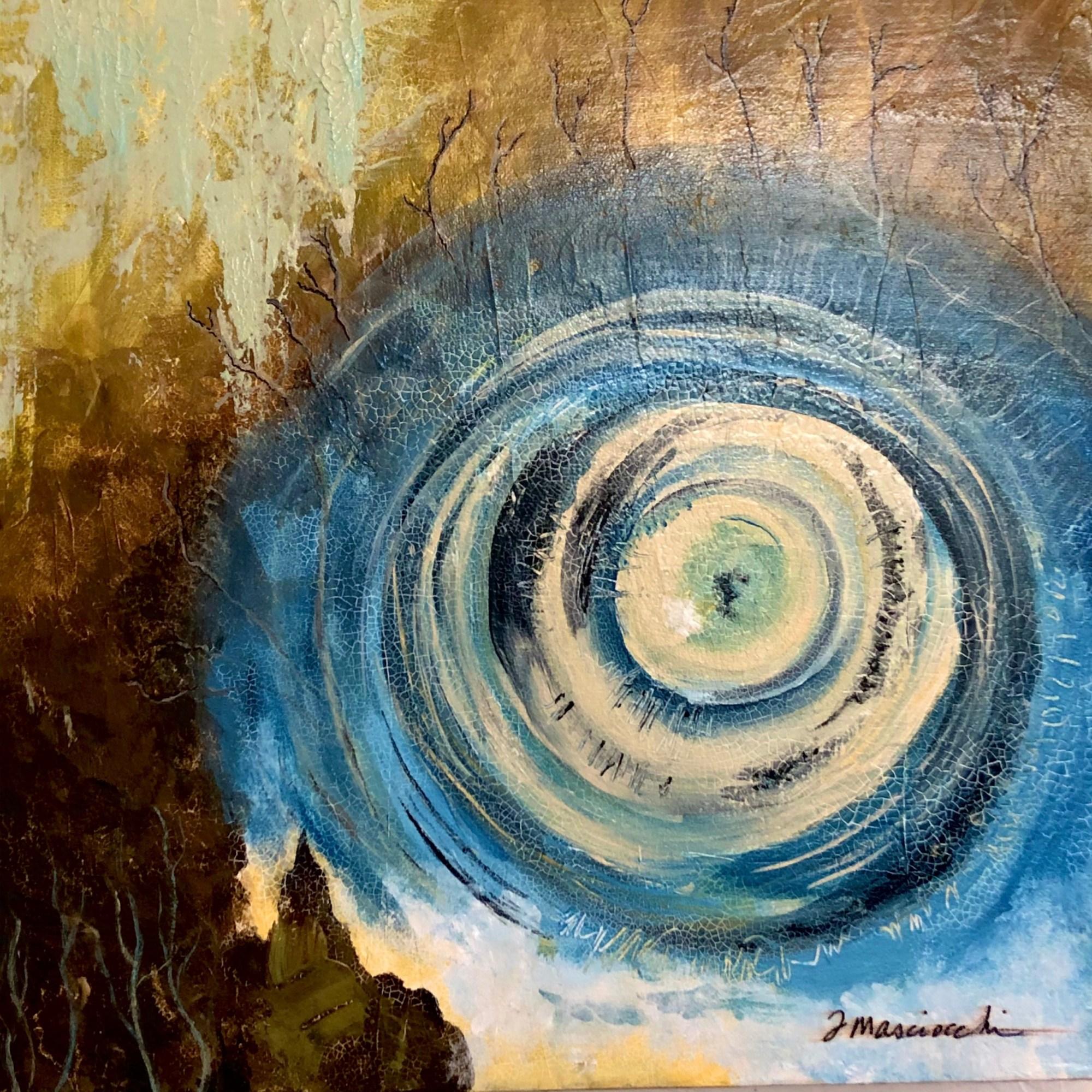 Eye of The Sahara - Tina Masciocchi