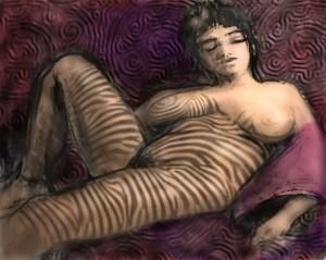 1999-Fraulein-Zebra - Linda Levy