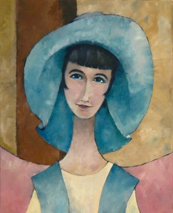 Felicidad a la Modigliani - Johanna McCormick