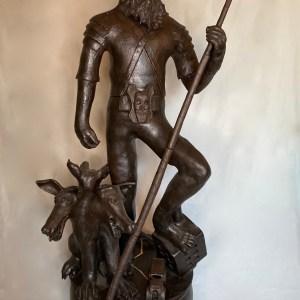 Hades Guardian Steward of the Earth - Karl Rohrkemper