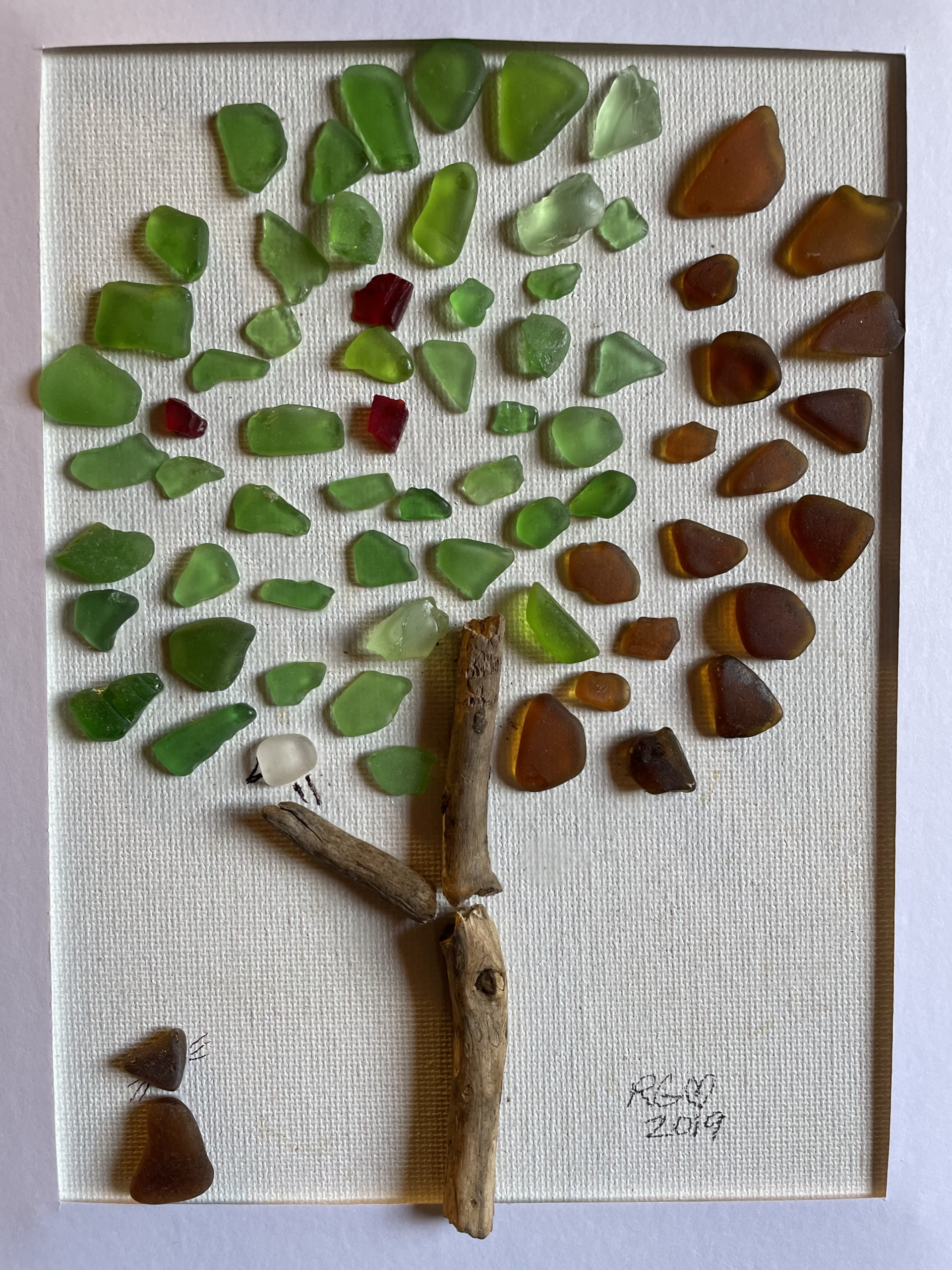 The Apple Tree - Rain Greenslate