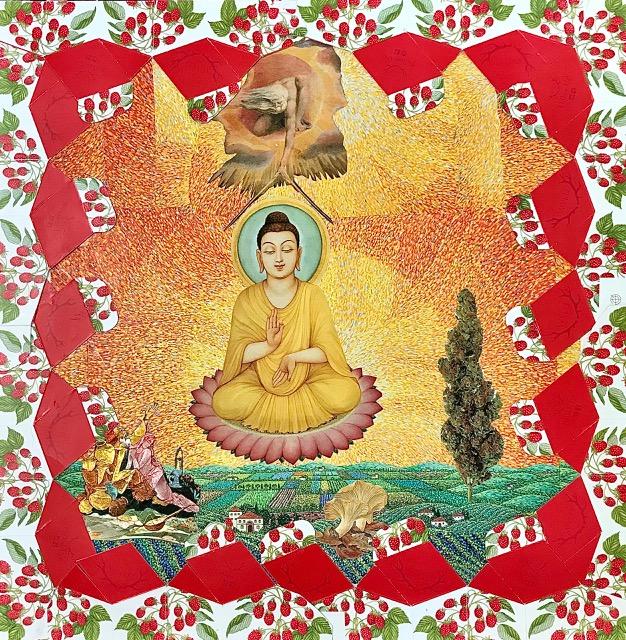 Gummy Buddha M - Terry Walker