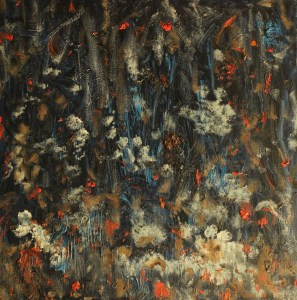 Blossoms Of The Blue Forest - William Bryant
