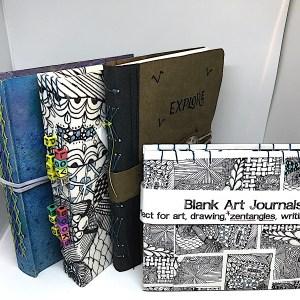 Handmade Journals - Ruth Dailey
