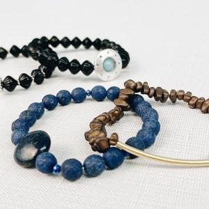 Stretchy Bracelets - Rae Rodriguez
