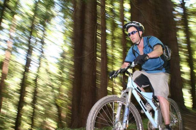 Heath at Wilder Ranch in July 2007