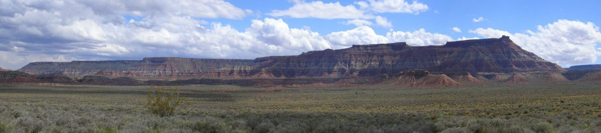 Gooseberry Mesa from the JEM Trail