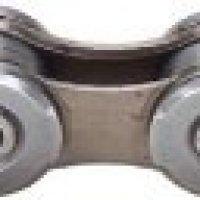 Shimano CN-HG54 Chain, 1/2x3/32, 116L, Gry/Brn, 10 Speed