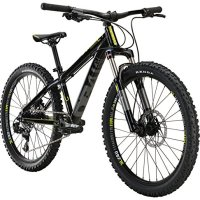 "Diamondback Bicycles Sync'r 24 Kid's Mountain Bike, 24"" Wheels, Black"