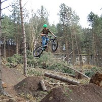 mountain bike tricks