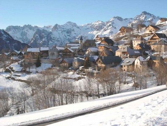 Alpe D Huez Village