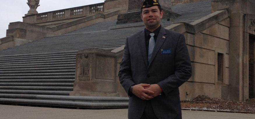 Tim Lankford Assistant Director of Education for The American Legion National Headquarters