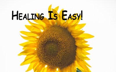 Healing Is Easy