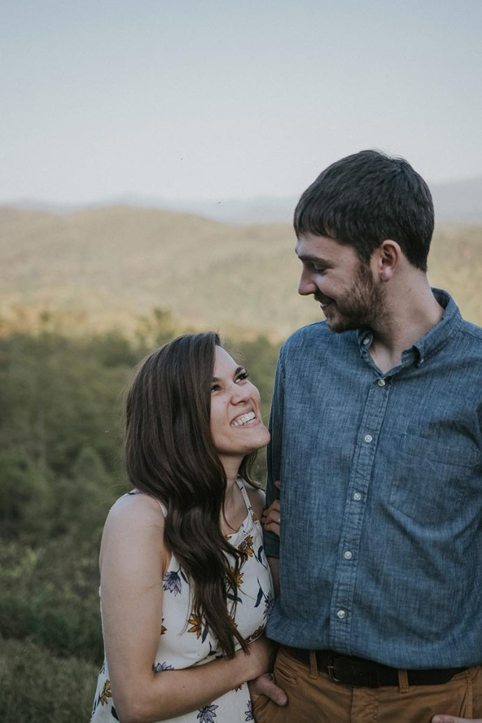Gatlinburg Photographer Elopement Great Smoky Mountains Pigeon Forge Photography Sevierville