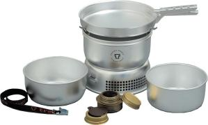 the trangia stove: a great little alcohol camp stove