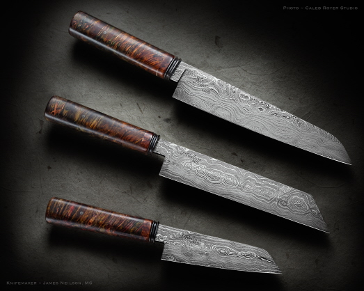 Knife Made Kitchen American Set