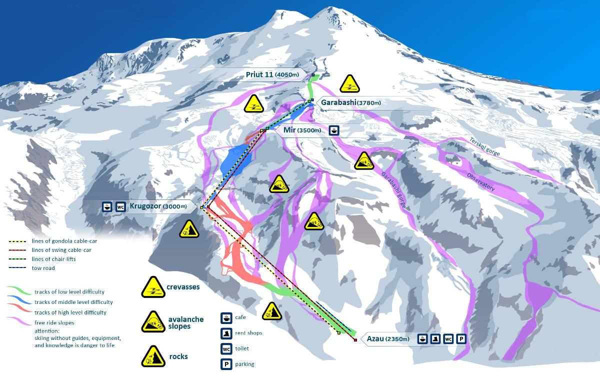 Mount Elbrus Climb Complete Guide to Climbing Elbrus