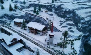 Alpine Winter