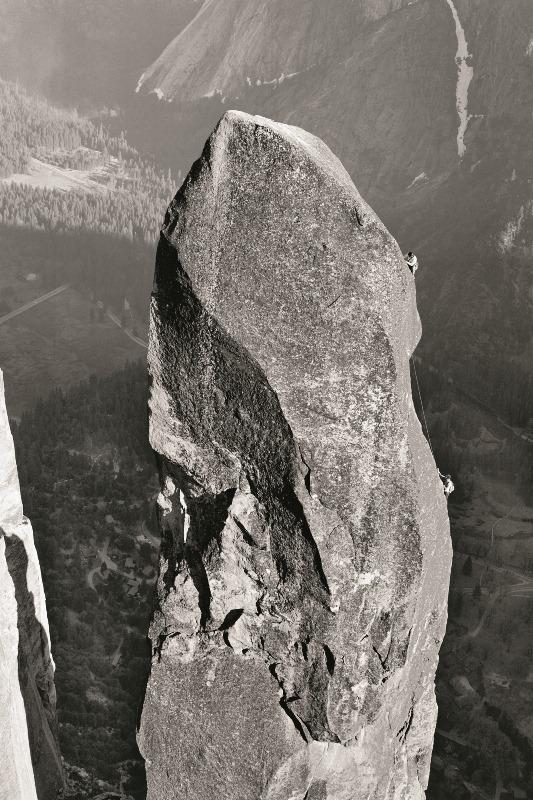 Lost Arrow Spire, Yosemite Valley, California. Photo: Glen Denny.