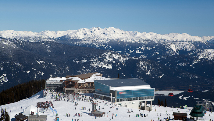 Photo by Randy Lincks. Courtesy Whistler Blackcomb.