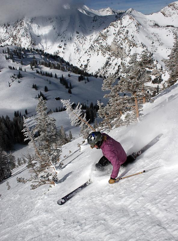 Photo courtesy Alta Ski Area.
