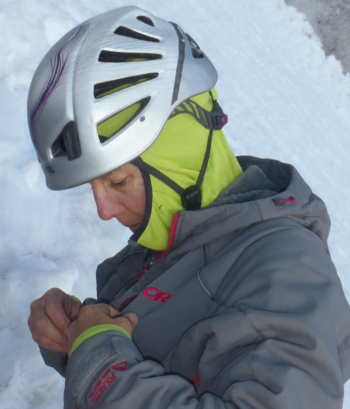Jeannie Wall. Photo courtesy Outdoor Research.