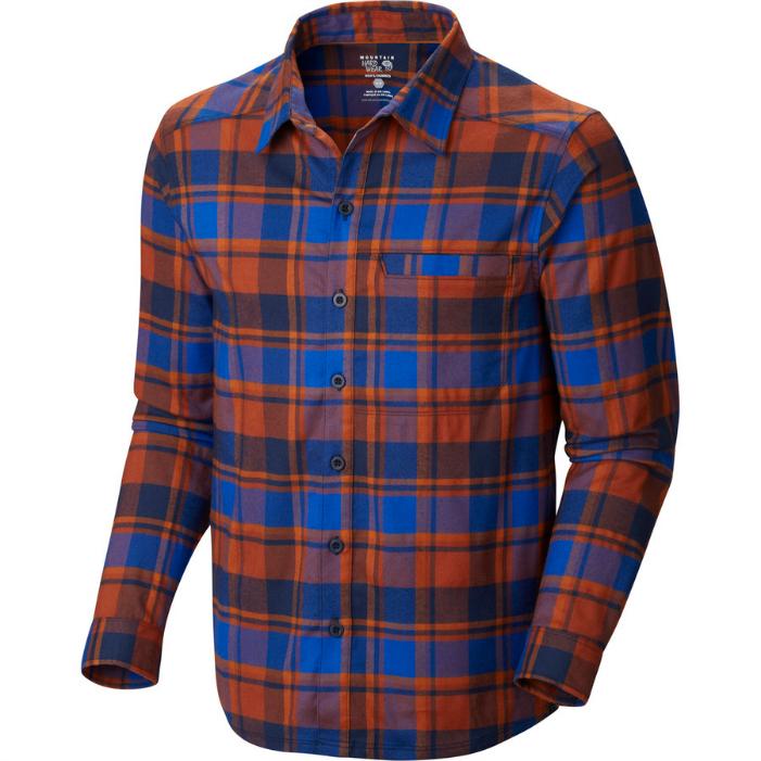 Men's Stretchstone Flannel.