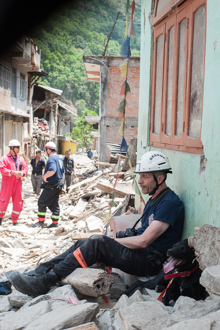 DAY 3 : In and around the town of Bahrabise, 110 km outside Kathmandu. SHAUN MADIGAN PHOTO.