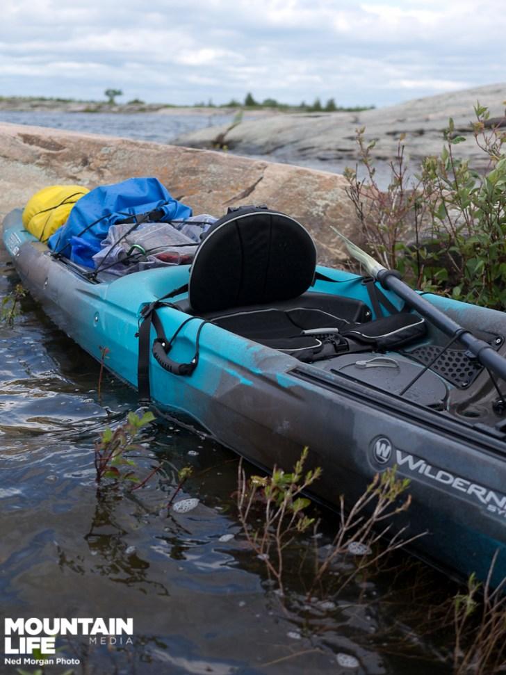 It's Tactical' – Wilderness Systems Tarpon 160 Kayak