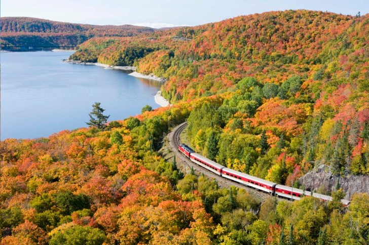 Agawa Tour Train