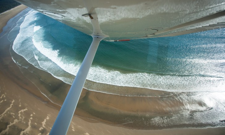 Camp Frogwater Cessna Surf