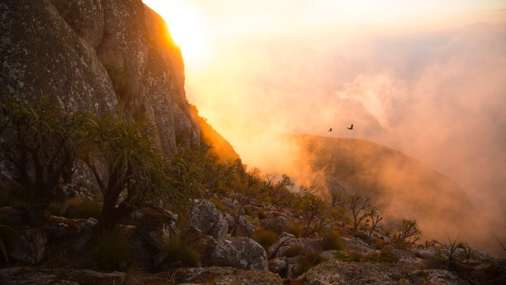 Lost Mountain Film Project, Day 4, scenic, Mt. Mulanje, Malawi