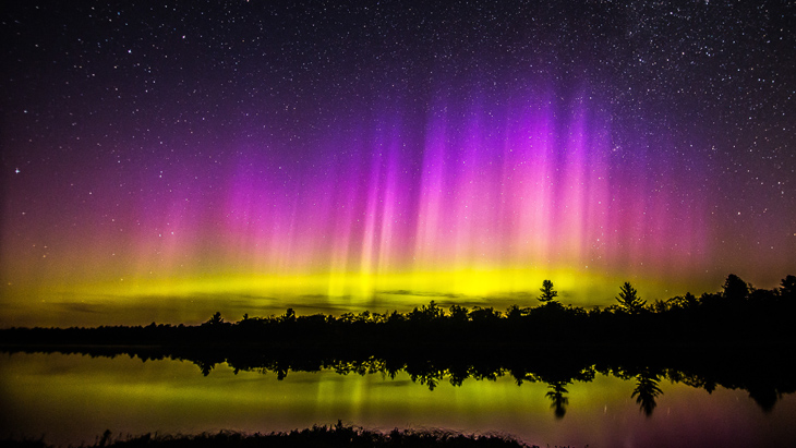 Can You See Northern Lights Ontario