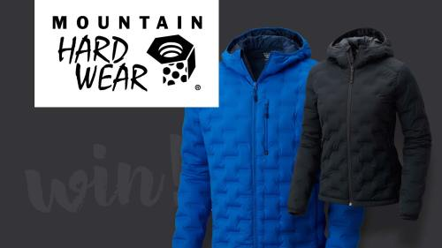 WIN This Mountain Hardwear StretchDown DS Hooded Jacket