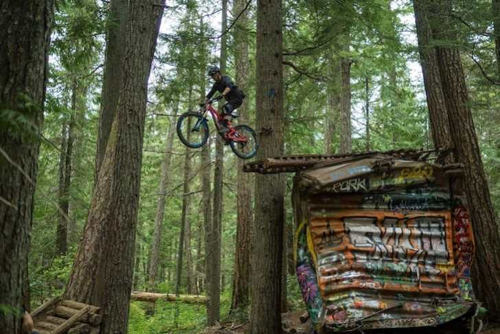 Want To Know The Best Bike Trails in BC? Ask A Local  - Mountain Life
