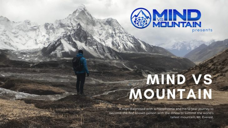 mind vs. mountain Title Page