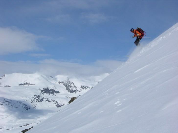 Jon Turk Skiing
