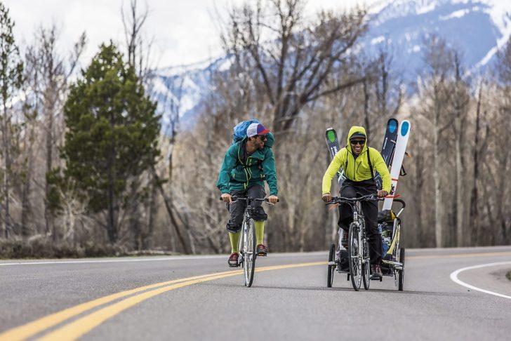 Patagonia R1 Biking