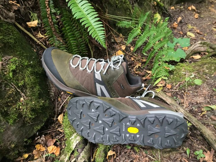 Merrell Zion Mid, reviewed by Mountain Life Media