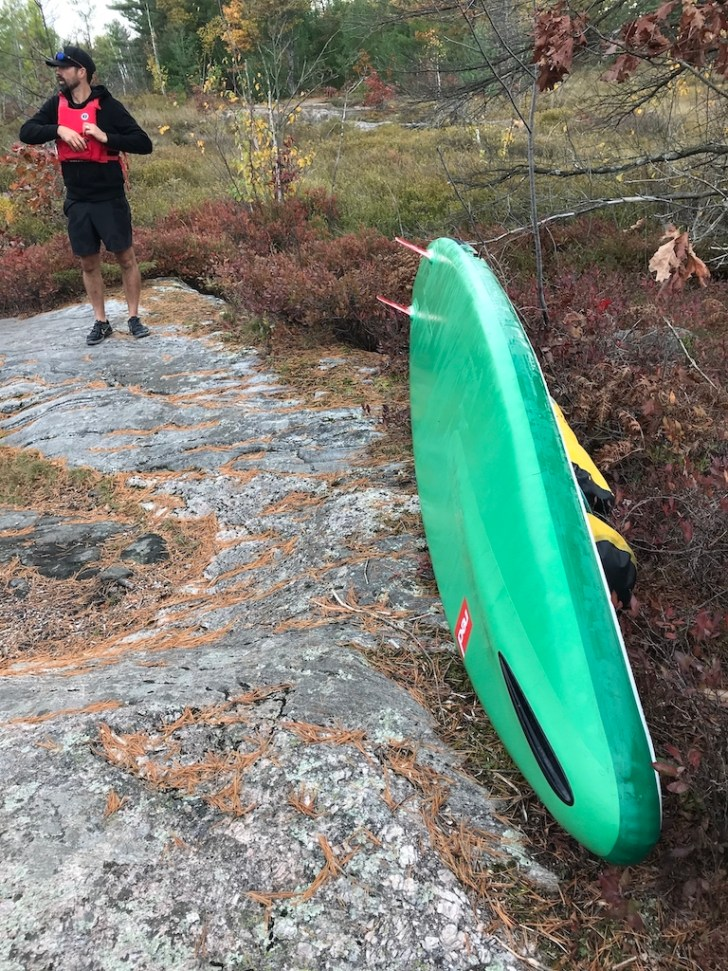 Red-Paddle-Co-New-2021-Paddleboards-portaging-TorranceBarrens