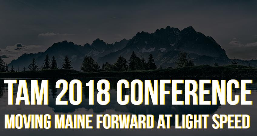 TAM Conference 2018 Header
