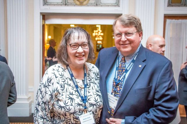 TANE 2018 Convention Photo Steve and Nette Head