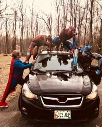 Superhero Day 2018