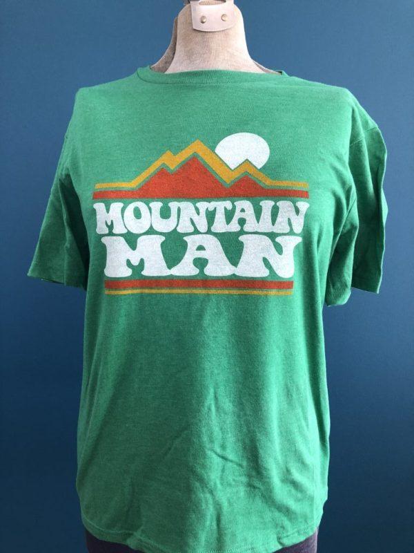 Green Mountain Man Shirt