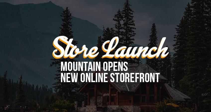 MOUNTAIN Store Launch