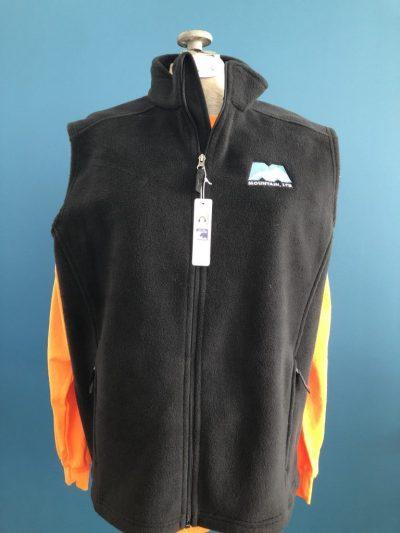 Black Cortec Vest