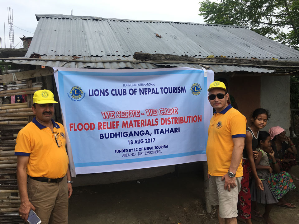 Lions Club of Nepal Tourism