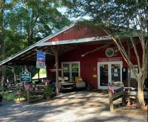 store at river bottom family campground