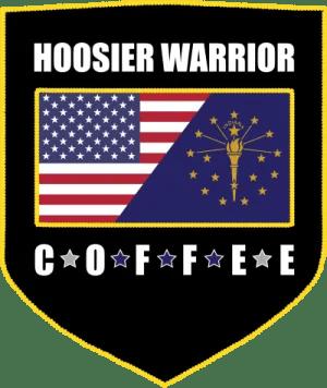 Hoosier Warrior Coffee Logo